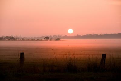 Sunset, Victoria, Australia