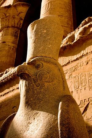 Temple of Horus, Edfu