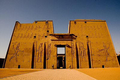 Temple of Horus, Edfu