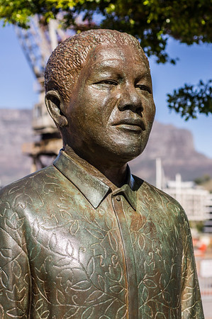"""What count in life is not the mere fact that we have lived.  It is what difference we have made to the lives of others that will determine the significance  of the life we lead."" - Nelson Mandela"