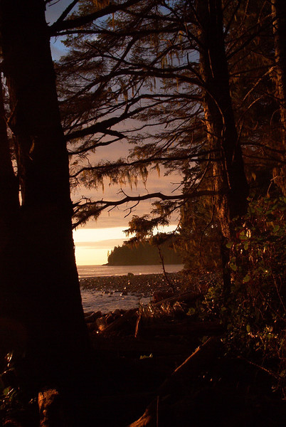 French Beach on Southern Vancouver Island